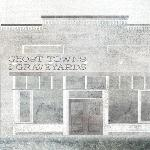 Adam Reid and the In-Betweens - Ghost Towns and Graveyards EP