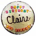 Red Leader Records - Happy Birthday Claire 10 inch
